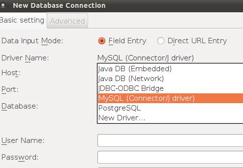 newdatabaseconnektion